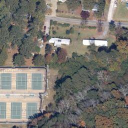 Alto Park Tennis Courts In Rome GA